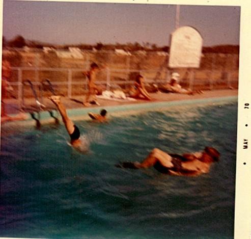 BO, Villimar Pool, 1970