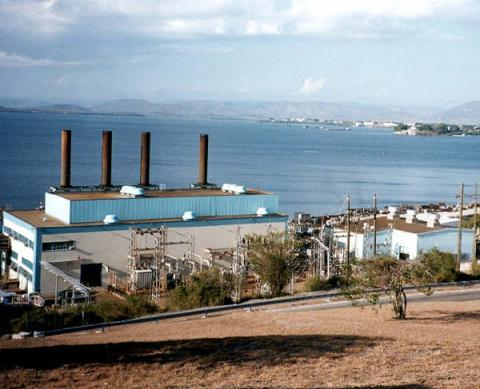 GITMO Distillization Plant c. 1980s Class mates