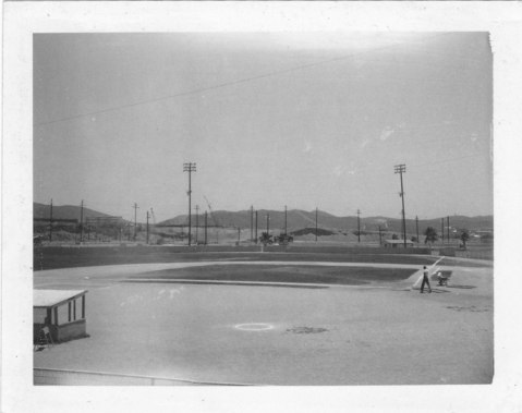 GRYG Mike Carroll, Baseball Field, date unknown