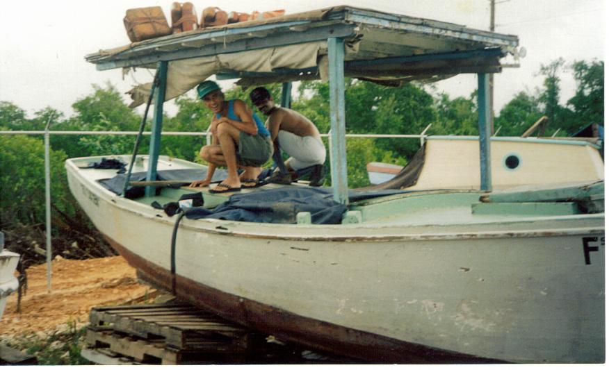 PR Boaters TentCityCayman 1994 HA