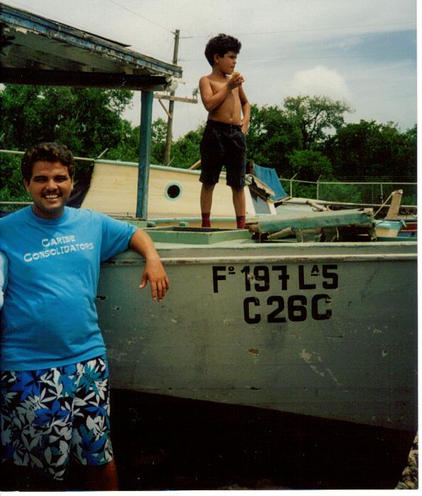 PR9yrs TentCityCayman 1994 HA